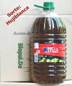 EAN: 8437004684011                     Bestes Premium Olivenöl  5Liter  Sortenrein Sorte = Hojiblanca  von Biopal<sup>®</sup>
