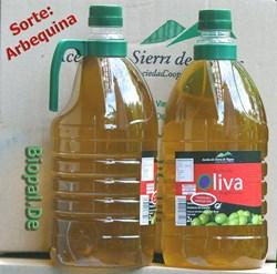 EAN: 8437004684288                    Premium 2 Liter Olivenöl (Arbequina), Flasche mit Henkel Sorte = Arbequina von Biopal<sup>®</sup>